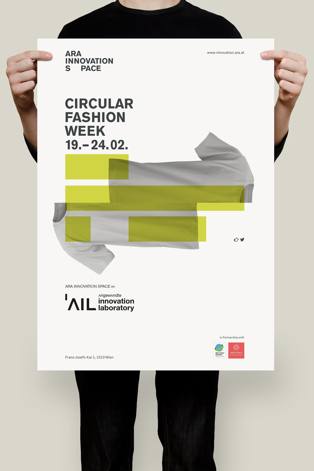ARA_Innovation-Space_Circular-Fashion-Week_Plakat